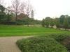 ハウステンボスの庭園を散策