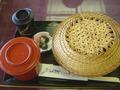 これが4月の竹弁当