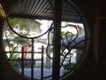 休憩室の窓からの風景