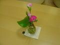 卓上の花瓶