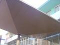 三角形の屋根
