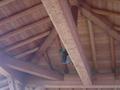 屋根がすごい
