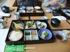 和食の昼食