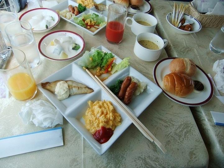 カシオペアの朝食