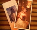 結婚式場のパンフレット