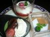 レストラン「パプア」のディナーバイキングのデザート