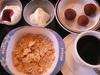 龍宮城 スパ ホテル三日月 朝食 デザート