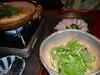 柚子屋旅館 夕食 鯛鍋