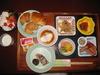 朝食です(バイキング形式)