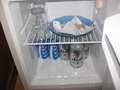 冷蔵庫の中身です