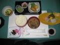 和食膳です
