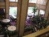 1階レストラン上から(司ロイヤルホテル)