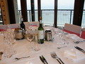海が見える素敵なレストラン