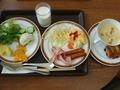 朝食(洋食版)☆二日目