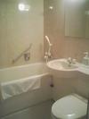 杜のホテル仙台 バスルーム