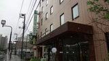 川口センターホテル外観です。