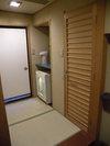 愛隣館 客室玄関