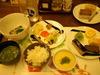 鳴子ホテルの夕食バイキング