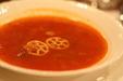 清里のペンション エストレリータ お食事(スープ)