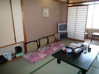 お部屋和室