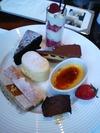 ウェスティンホテル レストラン「ザ・テラス」