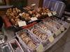 パンの種類も多く朝からわくわく