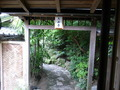 大丸別荘・大正亭は日本庭園を感じながら部屋へ行きます!