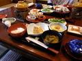 大丸別荘・朝食も部屋でいただきます!