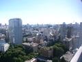 ホテルの部屋から東京スカイツリーが見えました!