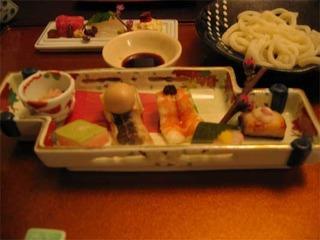 紗々羅夕食