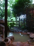 部屋の露天風呂1