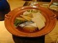 さわらの鍋