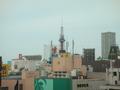 部屋からの眺望 テレビ塔