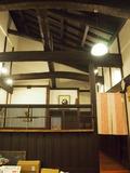 茶目 個室入口です