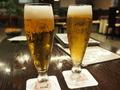 ピルスと季節限定コシヒカリビール