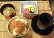 大和屋本店での夕食