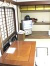 和洋室「さくら」の和室です。