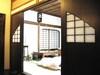 和洋室「さくら」の和室入口です。