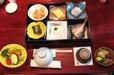 別荘 今昔庵の朝食