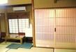 母屋 露天風呂付き客室「あけび」(和室9畳)