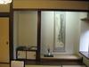 112号室 秋桜の間の床の間