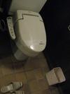 お部屋付きのお手洗い(111号室 芍薬の間)