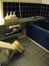 お部屋付きのお風呂(111号室 芍薬の間)