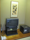 床の間テレビ