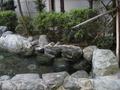 大浴場女湯「お通の湯」露天風呂