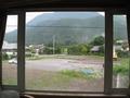窓からの眺望(夕方)
