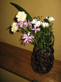 床の間のお花
