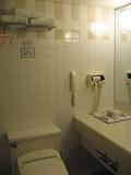 洋室のお部屋のトイレ