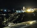 洋室のお部屋からの眺望・夜