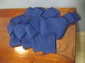 和室のお部屋・浴衣の帯